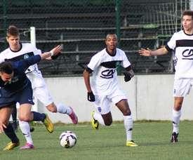 Samuel Grandsir devrait finir la saison avec Troyes. ESTAC