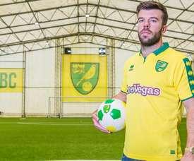 Grant Hanley has renewed his Norwich City contract. NorwichCityFC