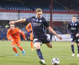 Greg Stewart looks to extend his contract at the Scottish side. DundeeFC