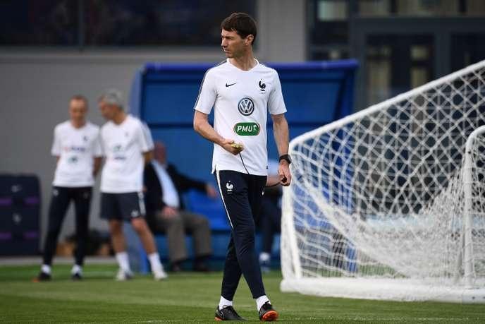 Dupont se convierte en preparador físico del Real Madrid. EFE