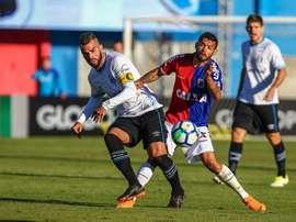 lamengo x Vasco - 27/01/2018. Goal
