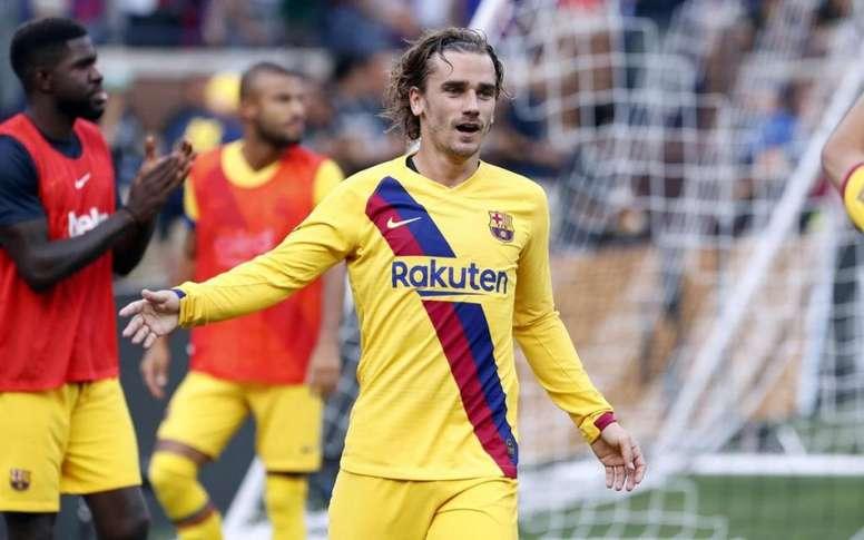 'El Mundo': proponen cerrar el Camp Nou un partido por el 'Caso Griezmann'. FCBarcelona