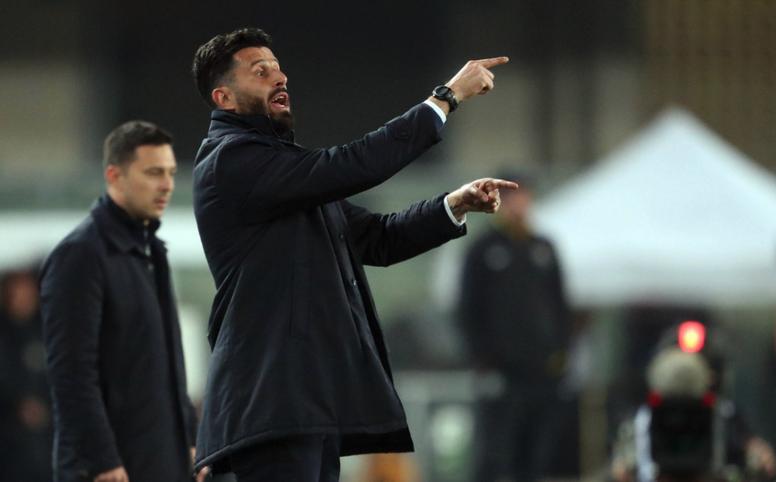 Grosso está cerca de encontrar nuevo equipo en la Serie A. Twitter/HellasVeronaFC