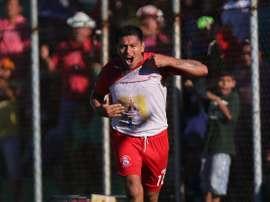 Guabirá se hizo con los tres puntos con una sufrida victoria ante Bolívar. ClubGuabirá