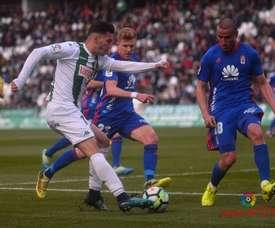 Córdoba y Oviedo empataron en El Arcángel. LaLiga