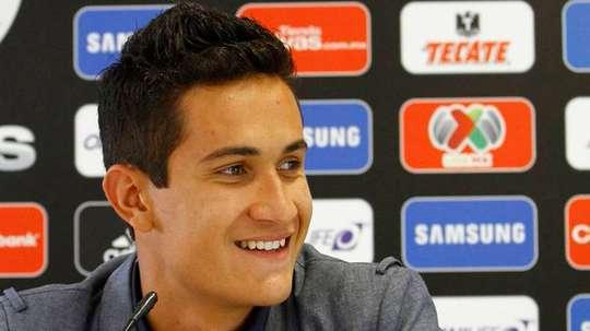 Gudiño est présent sur l'agenda de Chivas. Twitter