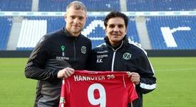 Guidetti se marcha al Hannover 96. Hannover96