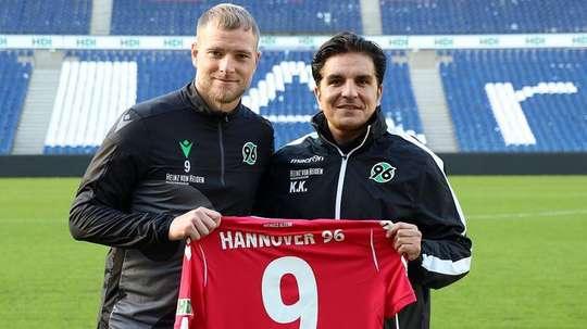 OFFICIEL : Guidetti quitte Alavés et rejoint Hannovre. Hannover96