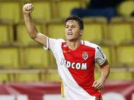Carillo marcó un doblete ante el Troyes. Twitter