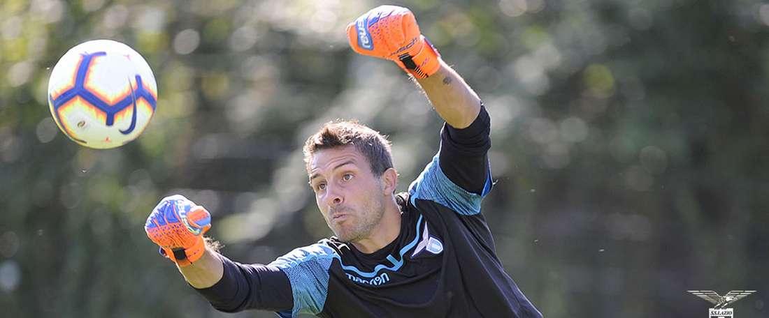 La Lazio cherche un club pour Guerrieri. SSLazio