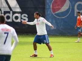 Gullit Peña tendría una oferta para volver a jugar. Chivas