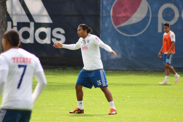 Gullit Peña se encuentra sin equipo. Chivas