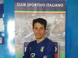 Gurrieri será una nueva pieza clave en el proyecto del Sportivo Italiano. SpItaliano