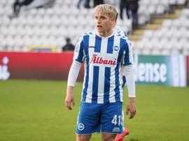 Gustav Grubbe rejoint le RB Leipzig. Odense_Boldklub