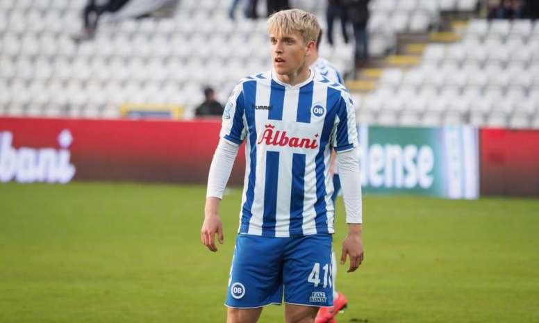 Grubbe se marcha al RB Leipzig. Odense_Boldklub