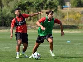 El centrocampista portugués vio la quinta amarilla ante el Rayo. CFReus