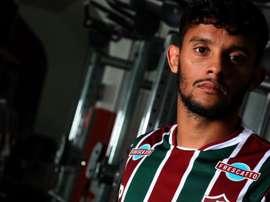 Scarpa vuelve a Fluminense. AFP