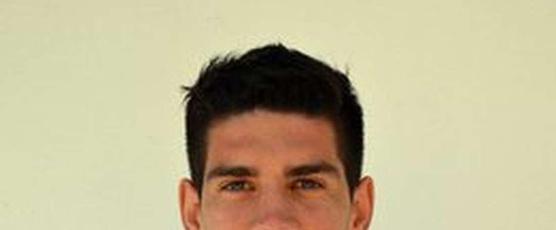Gustavo Toranzo, nuevo fichaje de All Boys, cuando militaba en el General Díaz paraguayo. Twitter