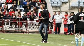 El Almería de Guti se estrenó con empate ante el Zaragoza. LaLiga