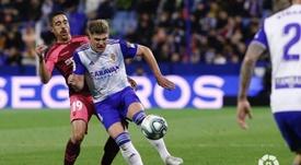 El Albacete consiguió el tanto de la victoria en el 94'. LaLiga