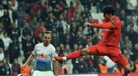 El Valladolid habría preguntado por Güven Yalçin. Captura/Youtube