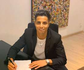 Hachim Mastour annonce sa signature au Reggina, en Serie C. AFP