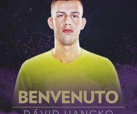 Hancko refuerza la defensa de la Fiorentina. ACFFiorentina