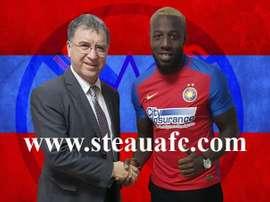 Steaua Bucarest firma un acuerdo con Gnohéré. SteauaBucarest
