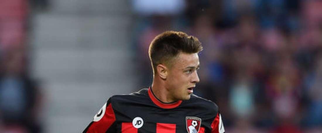 Harry Cornick renovará con el Bournemouth tras su buen año en el Yeovil Town de la League Two. AFCB