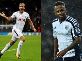 Berahino was compared to Kane. BeSoccer