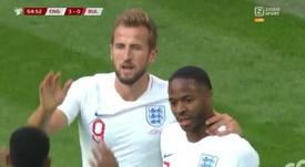 Otra exhibición de Kane: 'hat trick' y asistencia- Captura/ZiggoSport