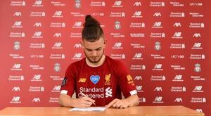 L'actu des transferts foot et rumeurs du mercato du 6 juillet 2020. Twitter/LFC