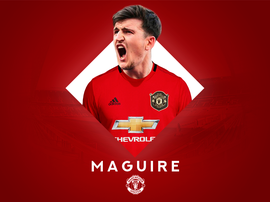 Harry Maguire rejoint Manchester United. BeSoccer