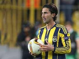 Ali Kaldirim se unió al proyecto 'Common Goal' de Juan Mata. Fenerbahçe