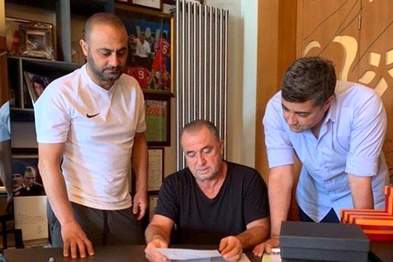 Hasan Sas vuelve 20 horas después de dimitir. Instagram/hasansas11