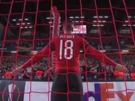 Ben Arfa volvió a jugar. Eurosport