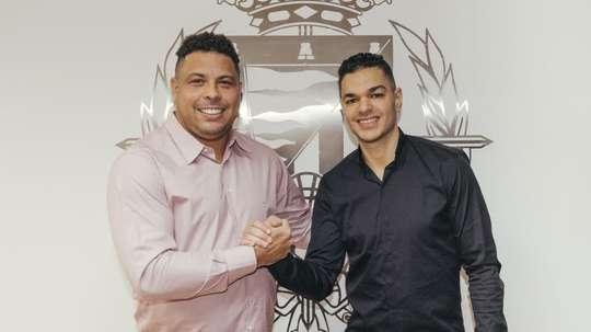 Hatem Ben Arfa rejoint Valladolid. RealValladolid
