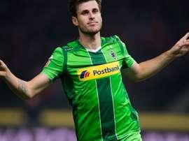 Havard Nordtveit termina contrato el 30 de junio con el Borussia Mönchengladbach, que ha confirmado que jugará en la Premier League la próxima temporada. AFP