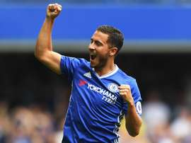 Hazard has been nominated for the August Premier League player of the month. ChelseaFC