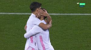 Hazard torna al gol. MovistarLaLiga