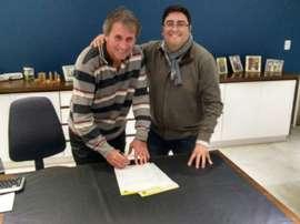Los argentinos siguen confiando en Arzubialde. ClubSantamarina