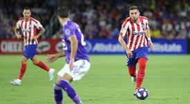 Héctor Herrera habló sobre su futuro en el Atleti y la Selección Mexicana. AtléticoDeMadrid