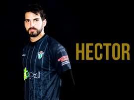 Héctor Pizana será baja en el Guijuelo. CDGuijuelo