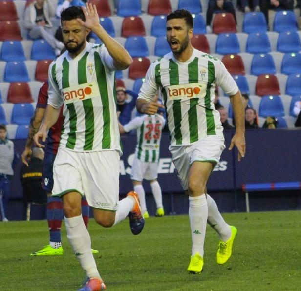 Héctor Rodas, lesionado en el aductor derecho, duda para el Almería. CórdobaCF