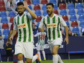 Héctor Rodas sufre lesión en el tendón rotuliano de la rodilla izquierda. CórdobaCF