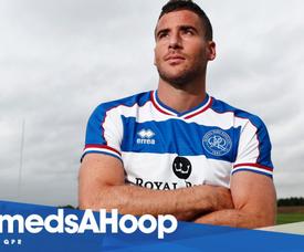 Hemed's a hoop. Twitter/QPR