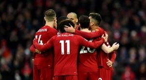 City pode ser anfitrião do Liverpool. Twitter/LFC