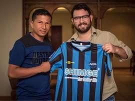 Deportivo JBL incorporó a Henry Palomino. DeportivoJBL