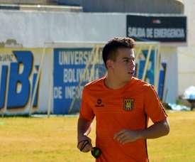 Nacional et Peñarol se disputent le 'Messi bolivien'. TheStrongest