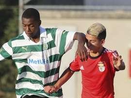Heriberto Tavares se formó en el Sporting de Lisboa, pero ahora jugará en el Benfica. Sporting